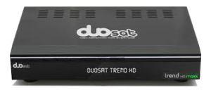 Atualização Duosat Trend hd maxx v.164b sem iks - 16/05/2017
