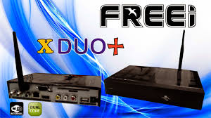 Atualização Freesky Duo x+ v.4.07 - 01 Julho 2017
