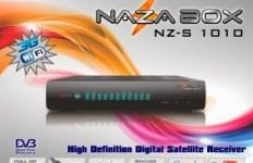 NAZABOX S1010 NOVA ATUALIZAÇÃO V.4.12 - 19/07/2017