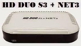 receptor Hd Duo S3+Net3