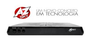 Nova Atualização Azsky sk4 Slim v.1.102 - Julho 10/07/2017