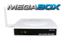 ATUALIZAÇÃO MEGABOX MG7 HD PLUS V.1.59 - 05 SETEMBRO 2017