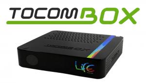 Atualização tocombox Life Hd v.4.45 ativação IKS e SKS 58w - 18/07/2016