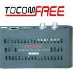 Atualização Tocomfree magic M600 v.1.3.5 - Dezembro 2017