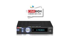 CINEBOX LEGEND HD 58w NOVA ATUALIZAÇAO - 01/05/2017