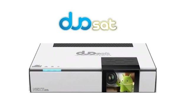 Duosat next uhd nova atualização v.1.1.11 oficial iks/sks/ondemand corrigido - dezembro 2016