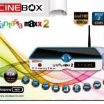 Atualização Cinebox Fantasia Maxx 2 v.19/12/2016 - Novembro 2016