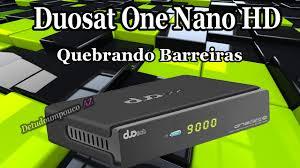 atualização Duosat One Nano Hd