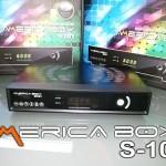 ATUALIZAÇÃO AMERICABOX S101 V.2.13 - AGOSTO 2017