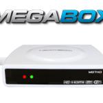 MEGABOX MG7 HD NOVA ATUALIZAÇÃO V.364 CORREÇÃO 58W - NOVEMBRO 2016