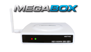 Atualização megabox MG7 Hd v.374 - julho 07/07/2017