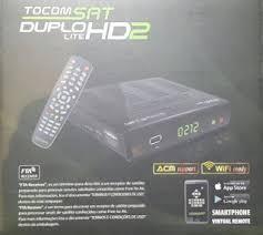 Atualização Tocomsat duplo Lite HD 2 v.1.00 download gratuito. - Novembro 2016