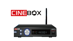 Cinebox atualização Legend x2 ativar 58w - 08/07/2017