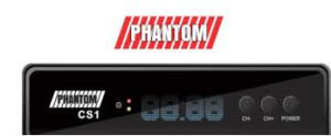 Atualização Phantom CS1 v.1.22 - Julho 2017