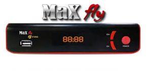 Atualização maxfly fire v.2.103 - junho 2017