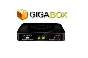 Atualização Gigabox Samba v.4.42 - Julho 2017