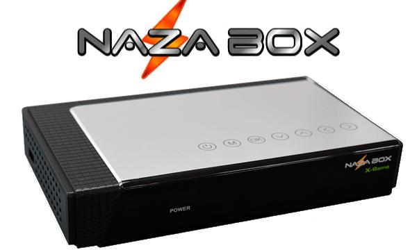 ATUALIZAÇÃO NAZABOX X-GAMES V.3.21 - DEZEMBRO 2013