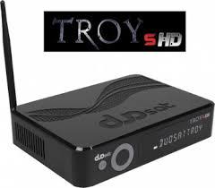 Atualização Duosat Troy s v.1.23 - 14 Julho 2017