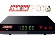 ATUALIZAÇÃO PHANTOM FOX V.1.019 - DEZEMBRO 2017