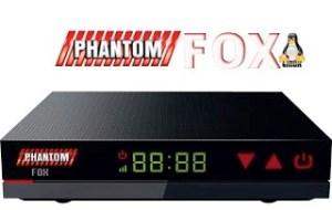 Novo lançamento a venda Phantom Fox - 14/07/2017