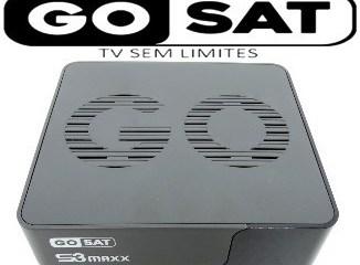 Gosat S3 Nova Atualização v.1.019 - 23 Outubro 2018