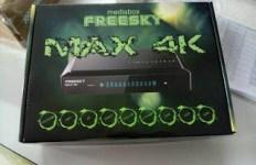 ATUALIZAÇÃO FREESKY MAXX 4K V.3.09 -2018
