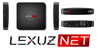atualizaçãoLexuz Net LE2