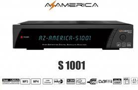 Azamerica S1001 Ultima Atualização v.1.09.18294 - 26/09/2018
