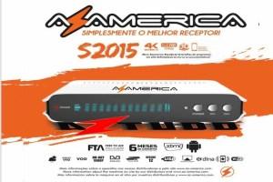 Azamerica S2015 Nova Atualização v.3.16 - 17 Outubro 2018