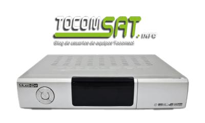Tocomsat Duo HD Nova Atualização