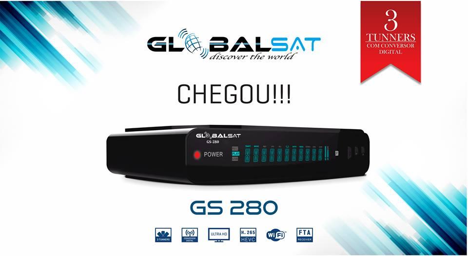 atualização globalsat gs280
