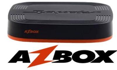 atualização azbox spyder hd - azamericasat