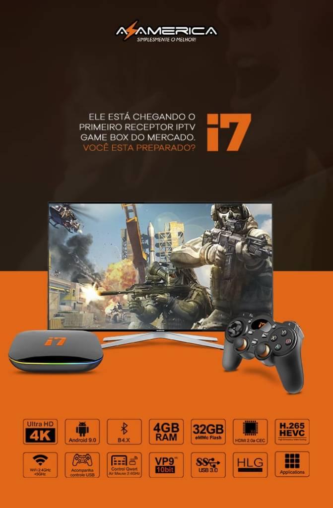 azamerica i7 games