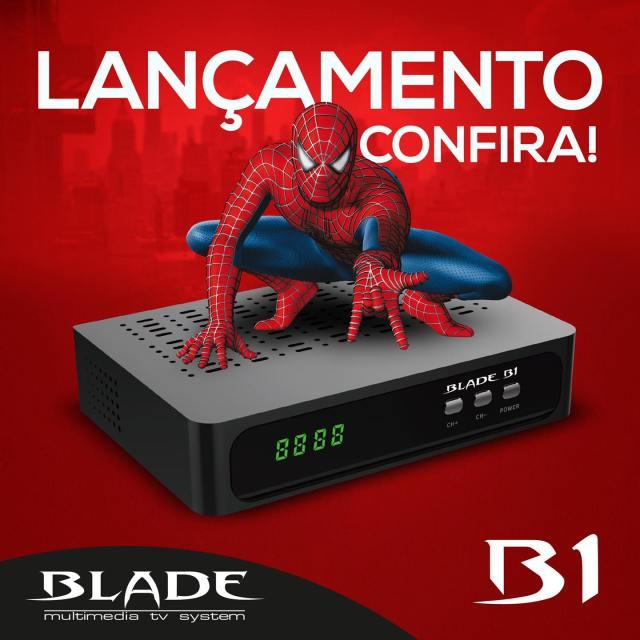 Nova Atualização Blade B1 V2.75 - 20/02/2021 - Portal Azamerica SAT -  Solução Imediata em Receptores