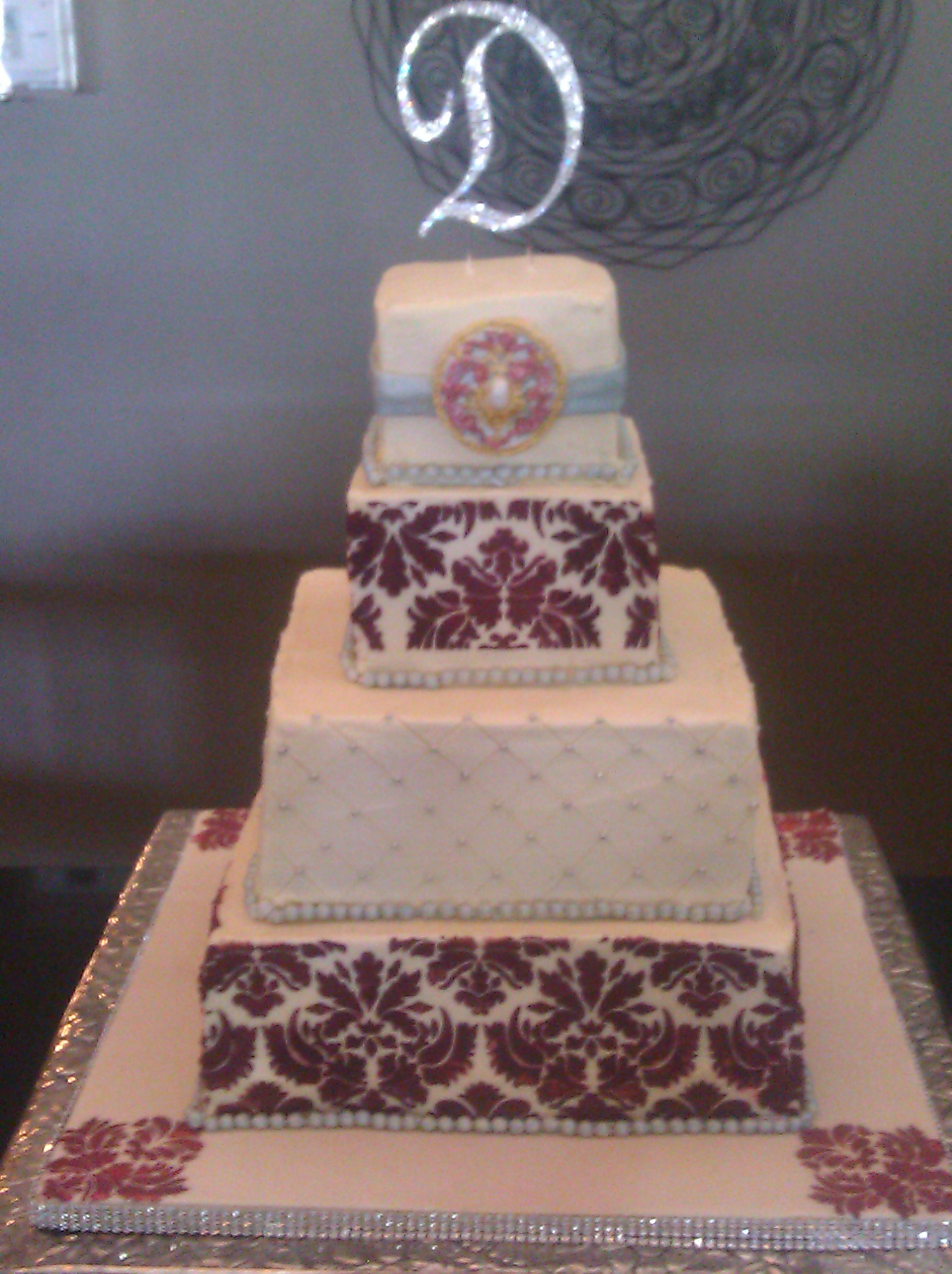 Specialty Cakes Custom Cakes Wedding Cakes Phoenix Scottsdale     custom made wedding cakes Phoenix