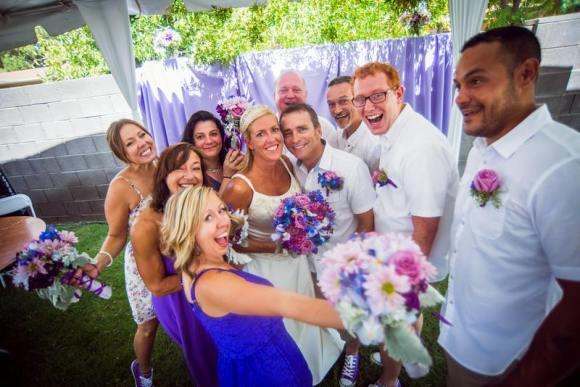 outdoor wedding ceremony, fun wedding ideas, wedding photos, wedding picture
