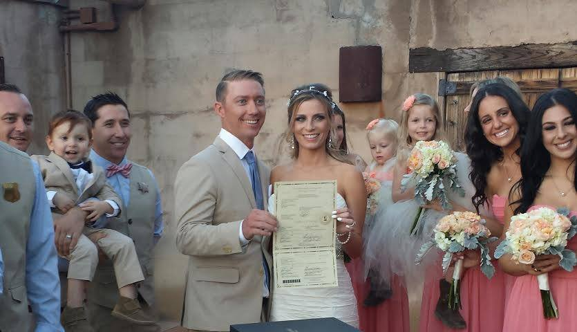 Wedding Officiant Traditional Ceremony