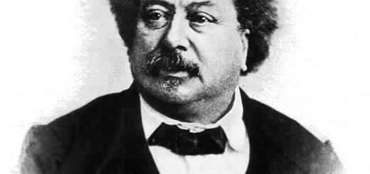 Alexandre Dumas. Kaynak: Wikipedia