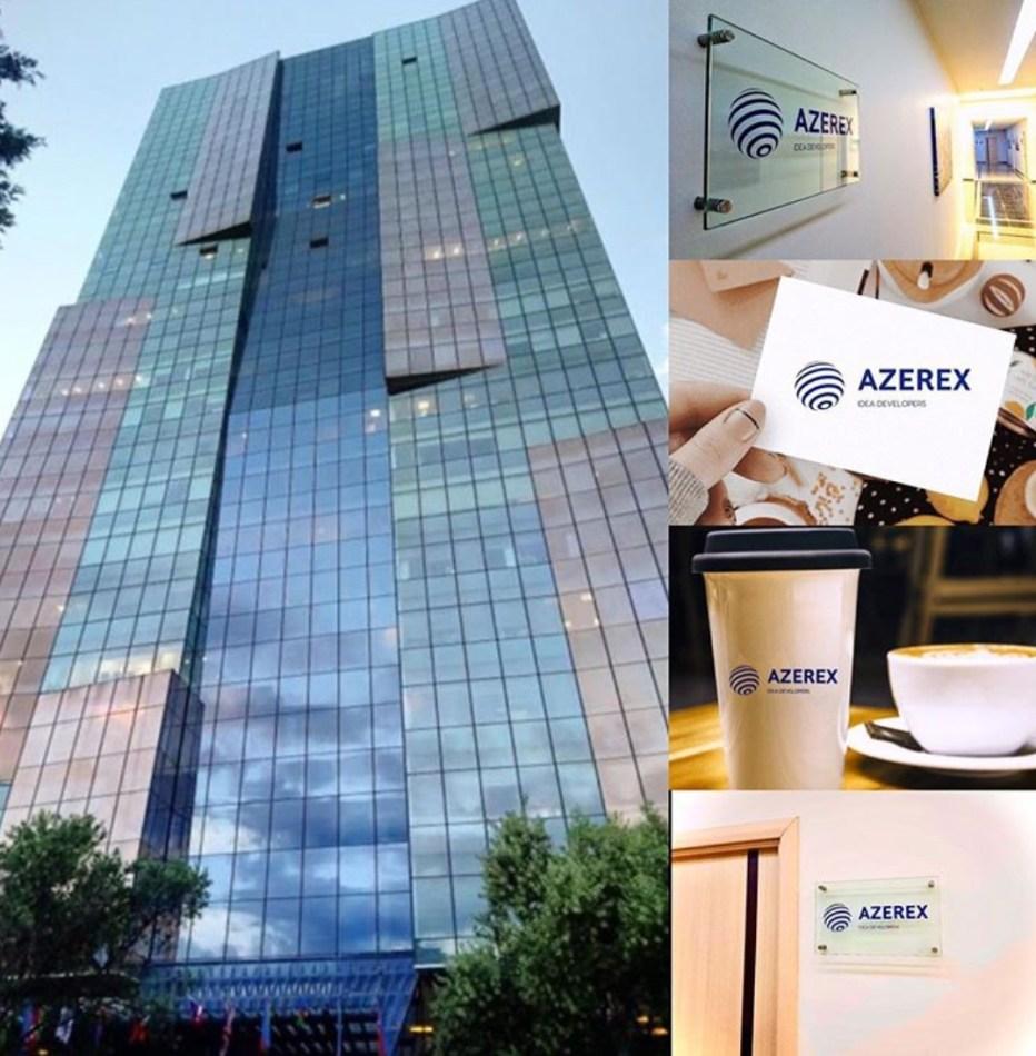 AZEREX LLC. OFFICE BAKU