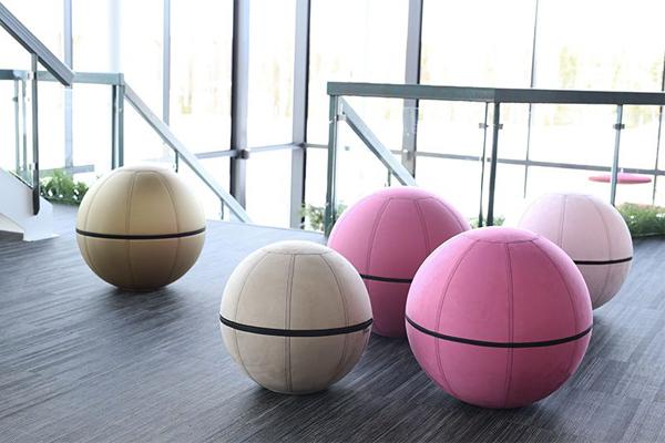 Sige Ballon Ergonomique Office Ballz Azergo