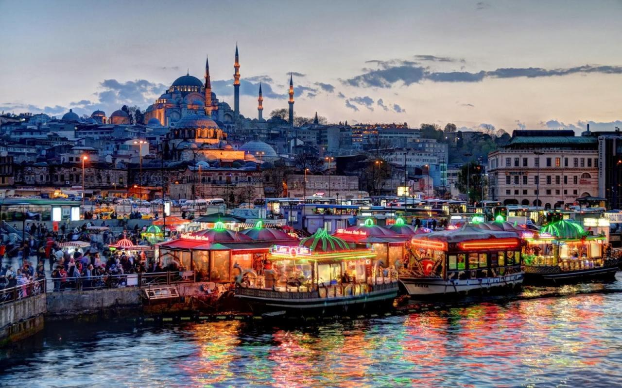 Trip to Turkey - Stunning Cities and Beautiful Coastline 1