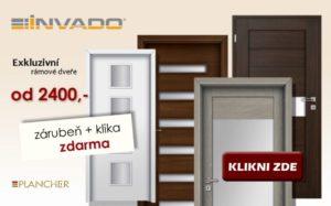 Interiérové dveře Invado