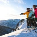 Horní Rakousko zimní dovolená