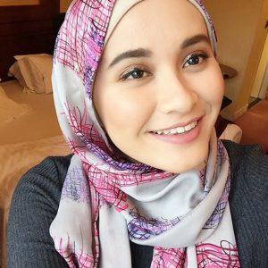 Wajah Eyqa Sulaiman Sugarscarf
