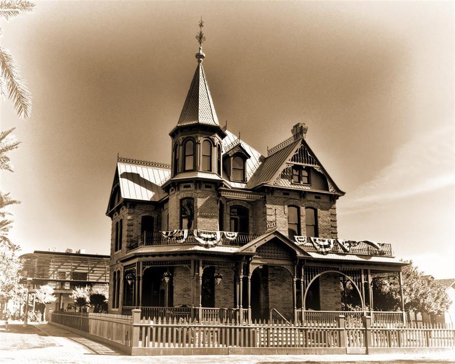 Haunted Houses Arizona