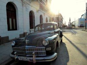 En nog zo'n mooie wagen... CIenfuegos