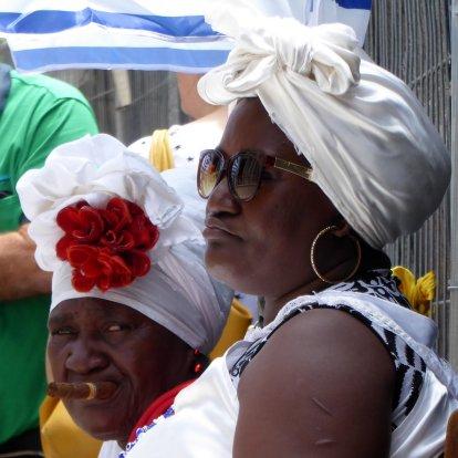 De Cubaanse Ma Flodder. Havanna