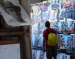 Even de kunstkenner uithangen. Havanna