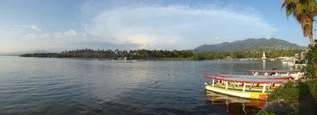 Laguna de Coyuca. Pie de la Cuesta