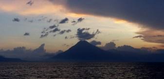 San Pedro. Lago Atitlán